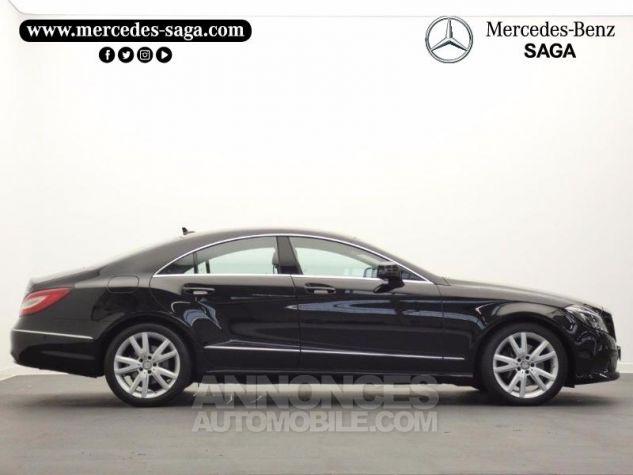 Mercedes CLS 350 BlueTEC Executive 9G-Tronic Noir Occasion - 5