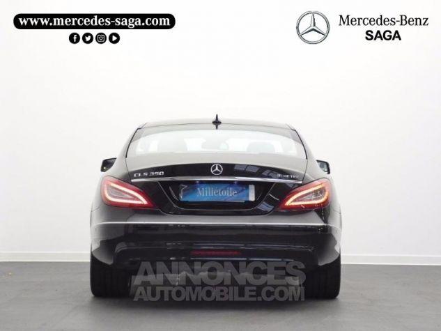Mercedes CLS 350 BlueTEC Executive 9G-Tronic Noir Occasion - 6