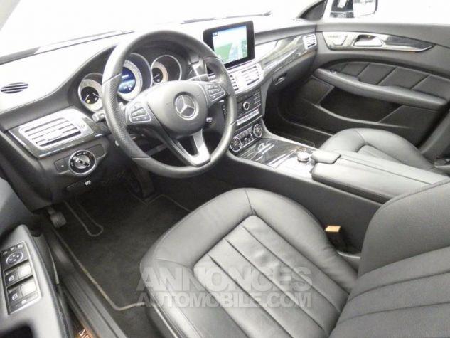 Mercedes CLS 350 BlueTEC Executive 9G-Tronic Noir Occasion - 7