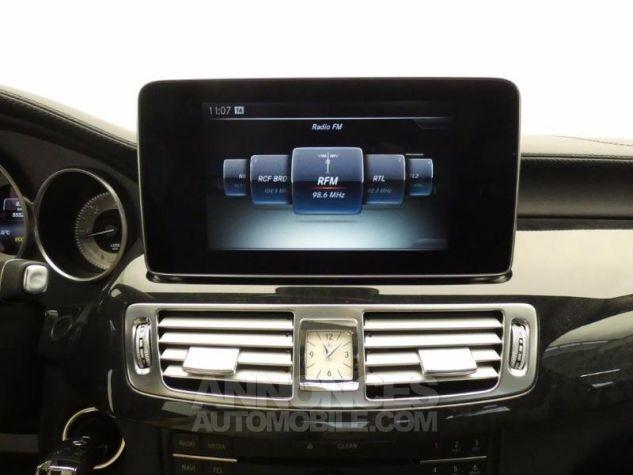 Mercedes CLS 350 BlueTEC Executive 9G-Tronic Noir Occasion - 9
