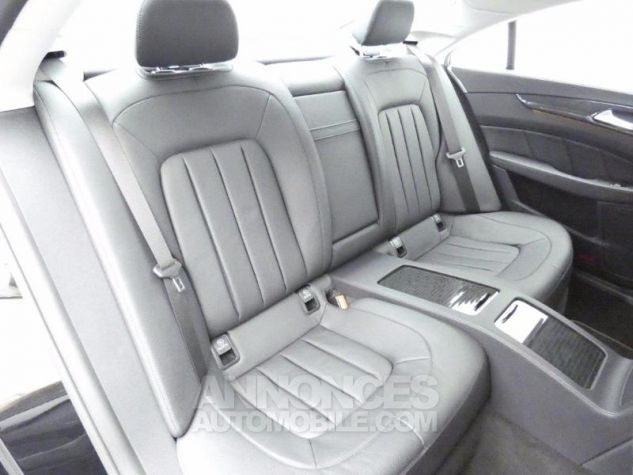 Mercedes CLS 350 BlueTEC Executive 9G-Tronic Noir Occasion - 16