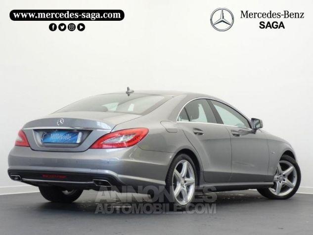 Mercedes CLS 350 CDI Argent Palladium Occasion - 1
