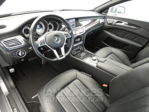 Mercedes CLS 350 CDI Argent Palladium Occasion - 8