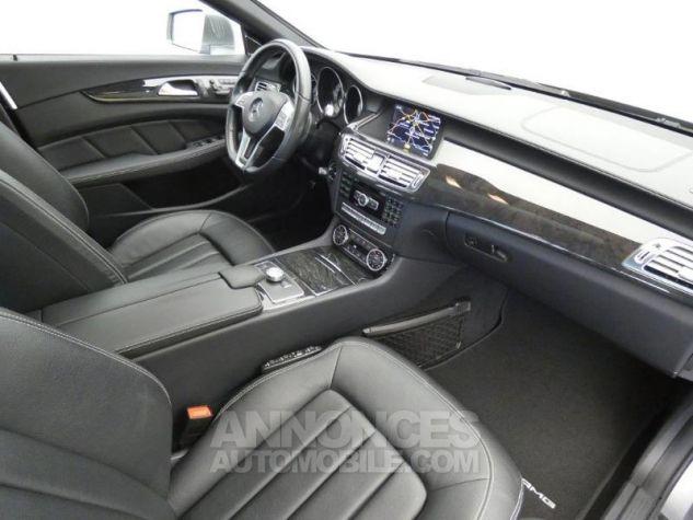 Mercedes CLS 350 CDI Argent Palladium Occasion - 3