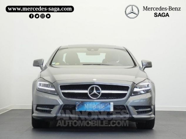 Mercedes CLS 350 CDI Argent Palladium Occasion - 5