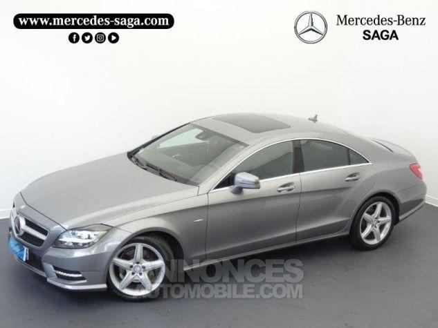 Mercedes CLS 350 CDI Argent Palladium Occasion - 19