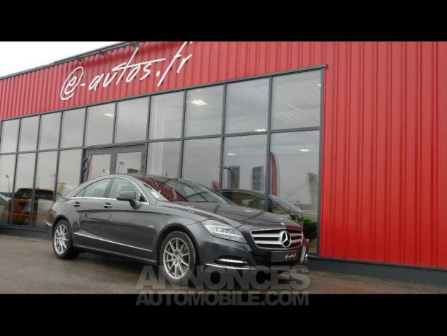 Mercedes CLS 350 CDI BE Edition 1 GRIS Occasion - 0