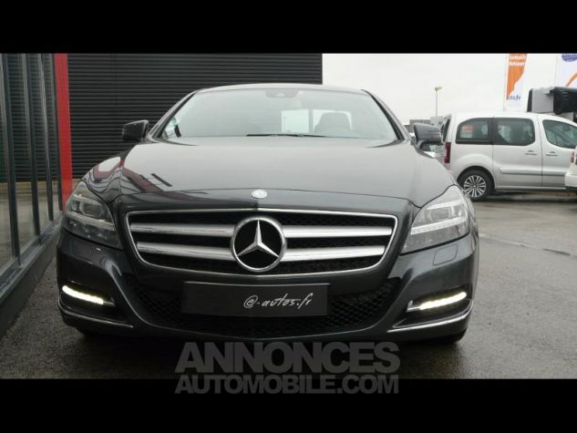Mercedes CLS 350 CDI BE Edition 1 GRIS Occasion - 1