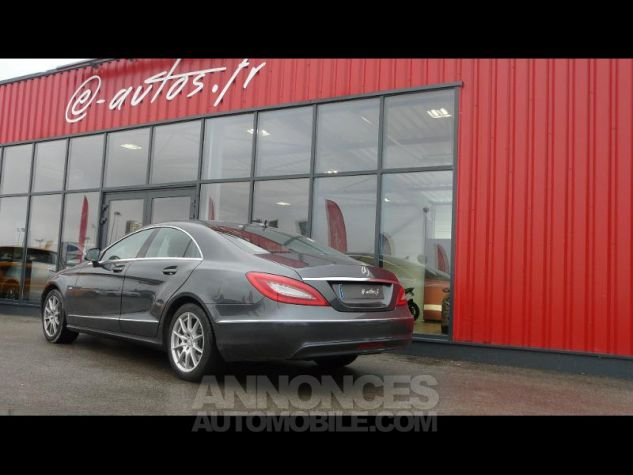 Mercedes CLS 350 CDI BE Edition 1 GRIS Occasion - 2