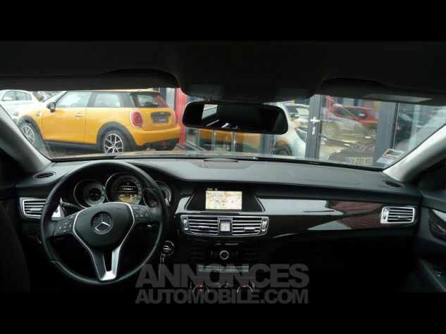 Mercedes CLS 350 CDI BE Edition 1 GRIS Occasion - 3