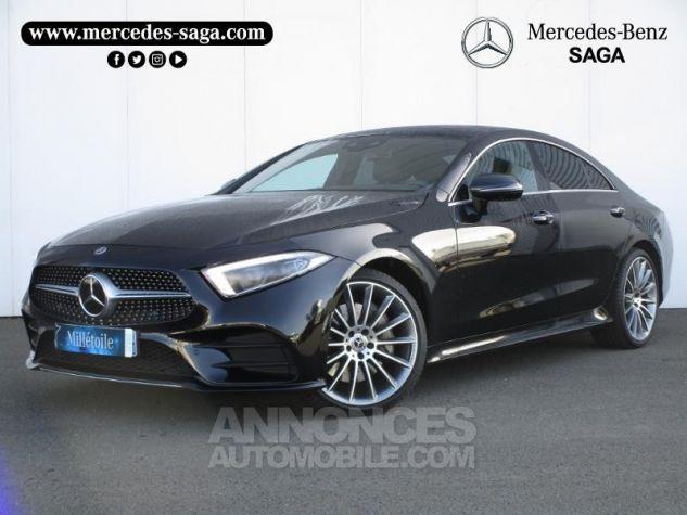 Mercedes CLS 350 d 286ch Launch Edition 4Matic 9G-Tronic Noir Métal Occasion - 0