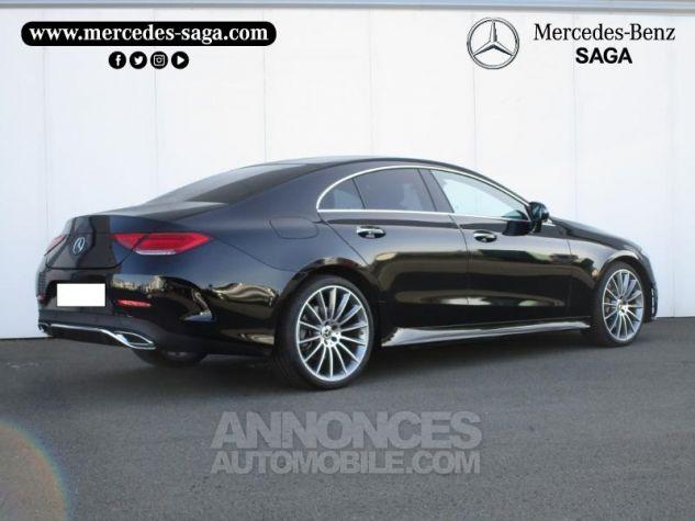 Mercedes CLS 350 d 286ch Launch Edition 4Matic 9G-Tronic Noir Métal Occasion - 1