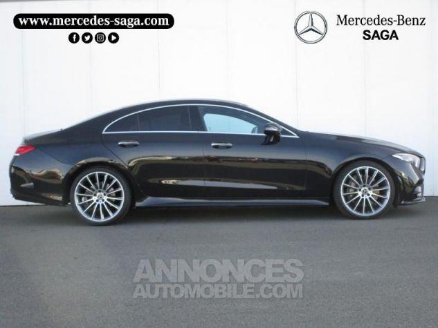 Mercedes CLS 350 d 286ch Launch Edition 4Matic 9G-Tronic Noir Métal Occasion - 2