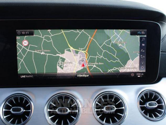 Mercedes CLS 350 d 286ch Launch Edition 4Matic 9G-Tronic Noir Métal Occasion - 4
