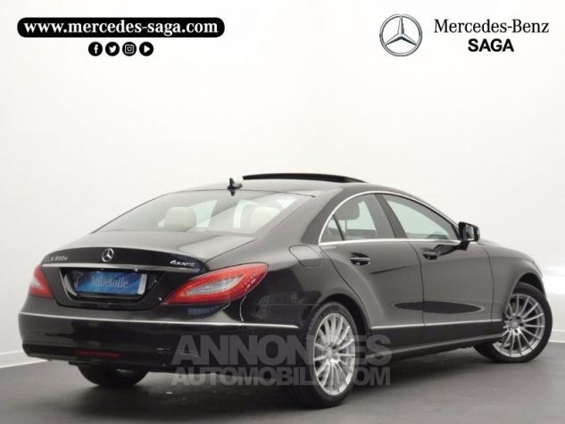 Mercedes CLS 350 d Executive 4Matic 9G-Tronic Noir Obsidienne Occasion - 1