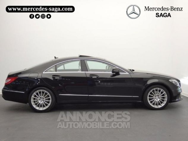 Mercedes CLS 350 d Executive 4Matic 9G-Tronic Noir Obsidienne Occasion - 6
