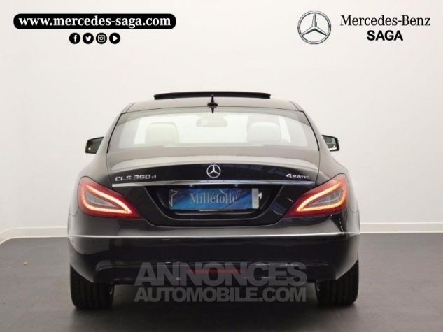 Mercedes CLS 350 d Executive 4Matic 9G-Tronic Noir Obsidienne Occasion - 7