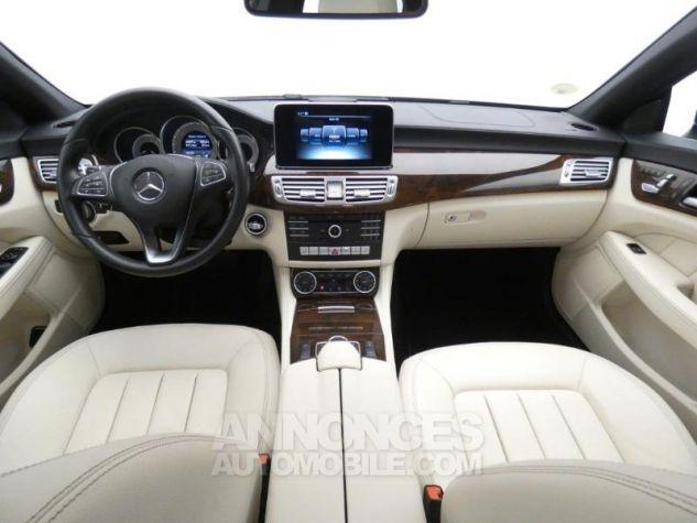 Mercedes CLS 350 d Executive 4Matic 9G-Tronic Noir Obsidienne Occasion - 2