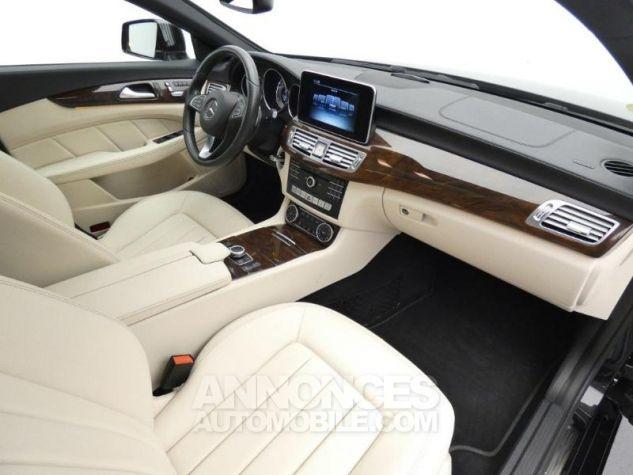 Mercedes CLS 350 d Executive 4Matic 9G-Tronic Noir Obsidienne Occasion - 3