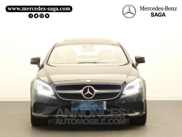Mercedes CLS 350 d Executive 4Matic 9G-Tronic Noir Obsidienne Occasion - 5