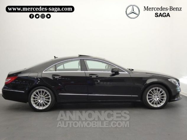 Mercedes CLS 350 d Executive 4Matic 9G-Tronic Noir Obsidienne Occasion - 6