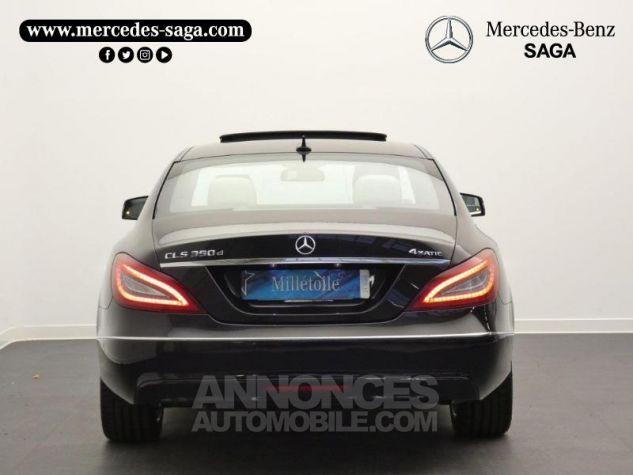 Mercedes CLS 350 d Executive 4Matic 9G-Tronic Noir Obsidienne Occasion - 7