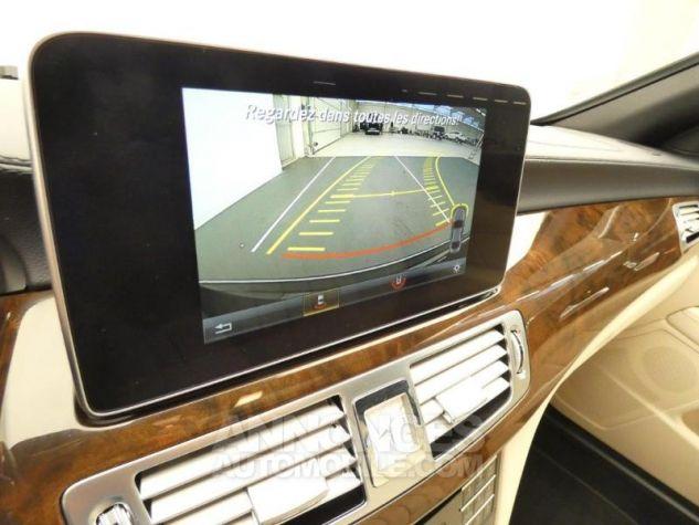 Mercedes CLS 350 d Executive 4Matic 9G-Tronic Noir Obsidienne Occasion - 9