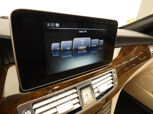 Mercedes CLS 350 d Executive 4Matic 9G-Tronic Noir Obsidienne Occasion - 11