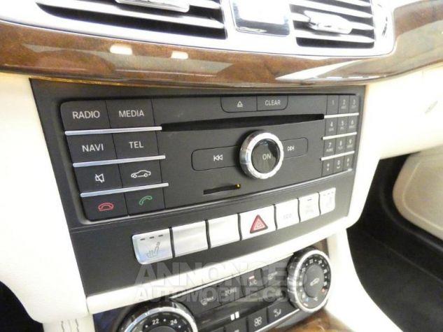 Mercedes CLS 350 d Executive 4Matic 9G-Tronic Noir Obsidienne Occasion - 14