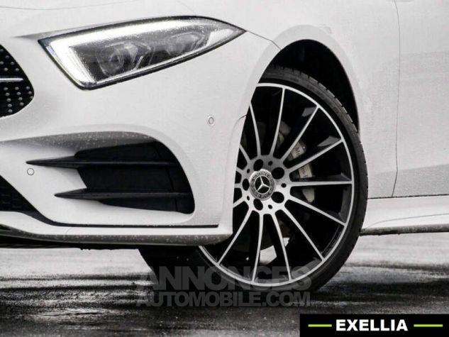 Mercedes CLS 400d 4Matic Coupé AMG BLANC PEINTURE METALISE  Occasion - 1