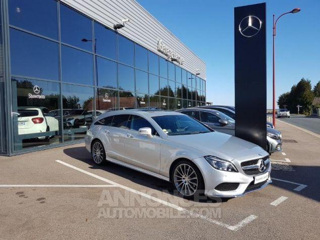 Mercedes CLS Shooting Brake 220 d Sportline 9G-Tronic ARGENT IRIDIUM Occasion - 0