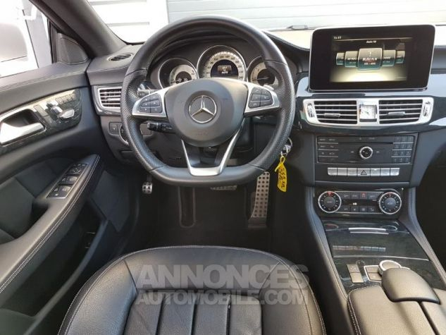 Mercedes CLS Shooting Brake 220 d Sportline 9G-Tronic ARGENT IRIDIUM Occasion - 3