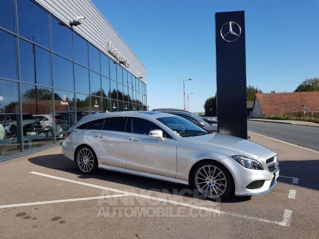 Mercedes CLS Shooting Brake 220 d Sportline 9G-Tronic ARGENT IRIDIUM Occasion - 10