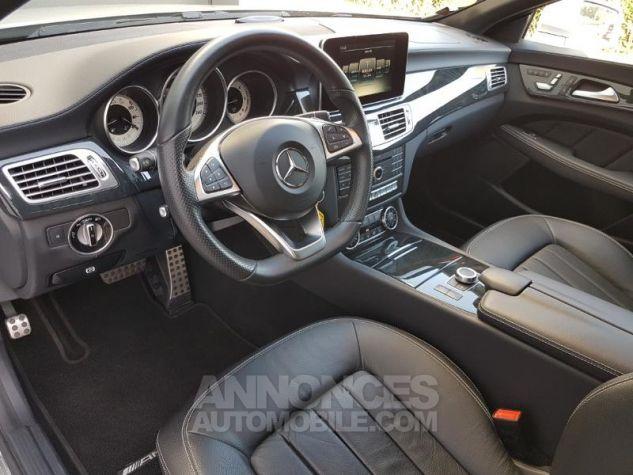 Mercedes CLS Shooting Brake 220 d Sportline 9G-Tronic ARGENT IRIDIUM Occasion - 11
