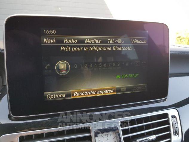 Mercedes CLS Shooting Brake 220 d Sportline 9G-Tronic ARGENT IRIDIUM Occasion - 15