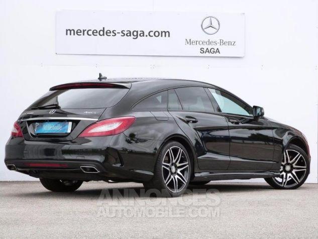 Mercedes CLS Shooting Brake 350 d Sportline 4Matic 9G-Tronic NOIR OBSIDIENNE Occasion - 1