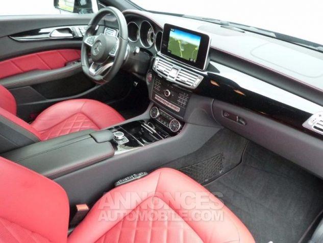 Mercedes CLS Shooting Brake 350 d Sportline 4Matic 9G-Tronic NOIR OBSIDIENNE Occasion - 3