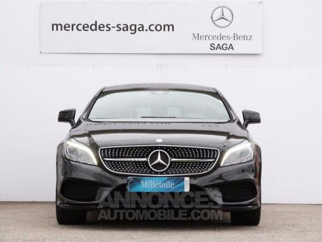 Mercedes CLS Shooting Brake 350 d Sportline 4Matic 9G-Tronic NOIR OBSIDIENNE Occasion - 4