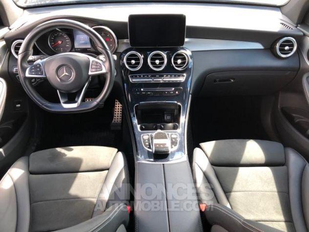 Mercedes GLC 220 d 170ch Business Executive 4Matic 9G-Tronic BLEU F Occasion - 2