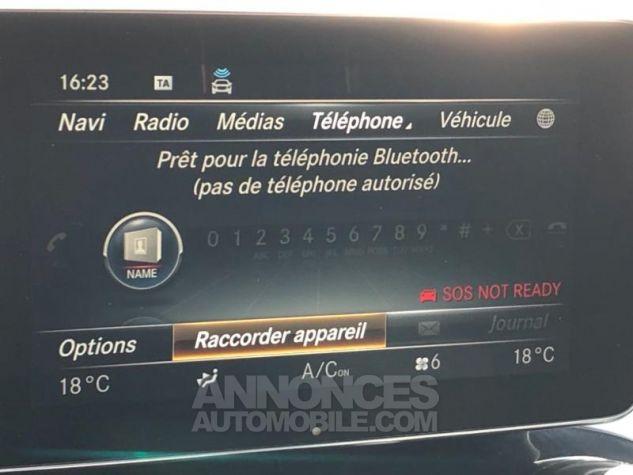 Mercedes GLC 220 d 170ch Business Executive 4Matic 9G-Tronic BLEU F Occasion - 10