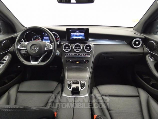 Mercedes GLC 220 d 170ch Executive 4Matic 9G-Tronic Noir Obsidienne Occasion - 2