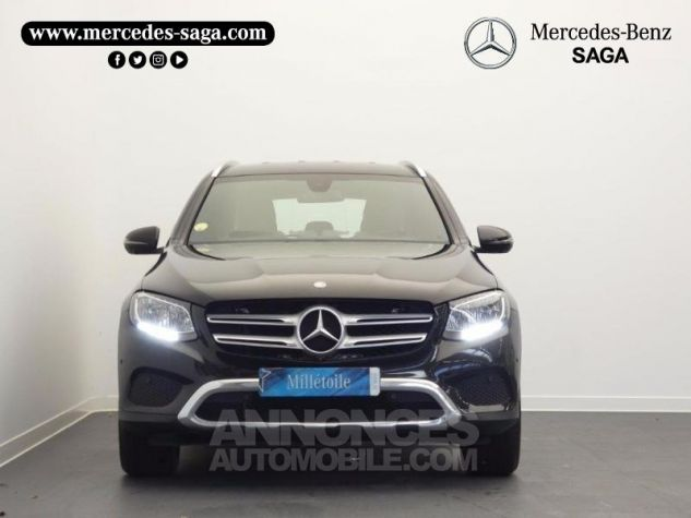 Mercedes GLC 220 d 170ch Executive 4Matic 9G-Tronic Noir Obsidienne Occasion - 5