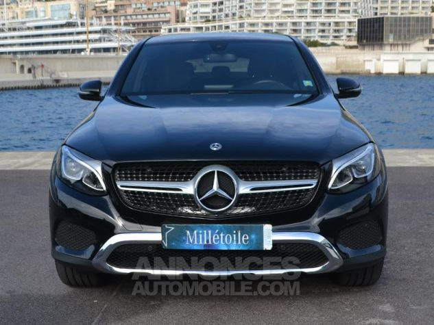 Mercedes GLC 220 d 170ch Executive 4Matic 9G-Tronic Noir Occasion - 1