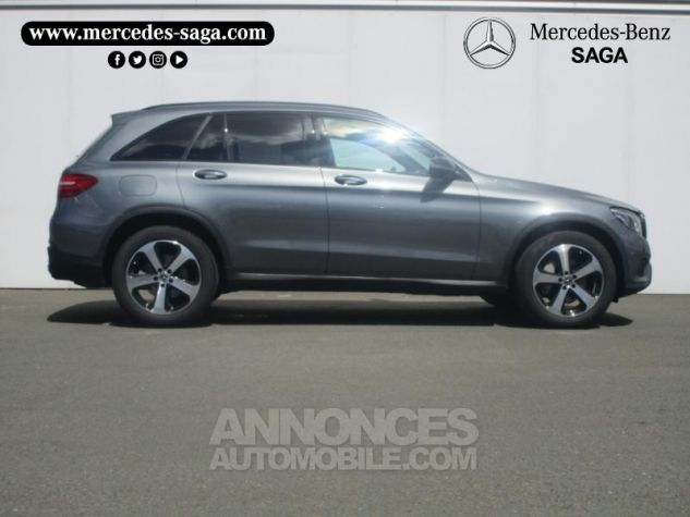 Mercedes GLC 220 d 170ch Executive 4Matic 9G-Tronic GRIS SELENITE Occasion - 2