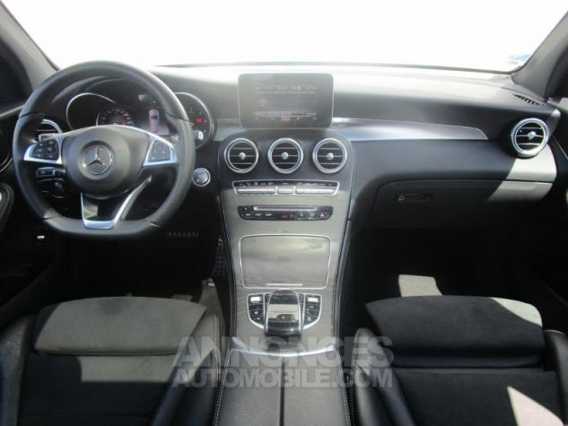 Mercedes GLC 220 d 170ch Executive 4Matic 9G-Tronic GRIS SELENITE Occasion - 4
