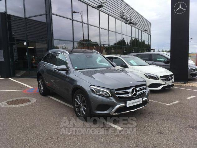 Mercedes GLC 220 d 170ch Fascination 4Matic 9G-Tronic GRIS SELENITE Occasion - 2