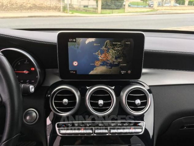 Mercedes GLC 220 d 170ch Fascination 4Matic 9G-Tronic GRIS SELENITE Occasion - 3