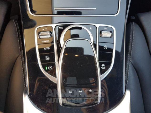 Mercedes GLC 220 d 170ch Fascination 4Matic 9G-Tronic GRIS SELENITE Occasion - 13