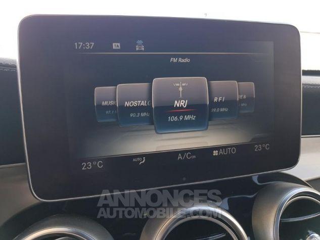 Mercedes GLC 220 d 170ch Fascination 4Matic 9G-Tronic GRIS SELENITE Occasion - 16
