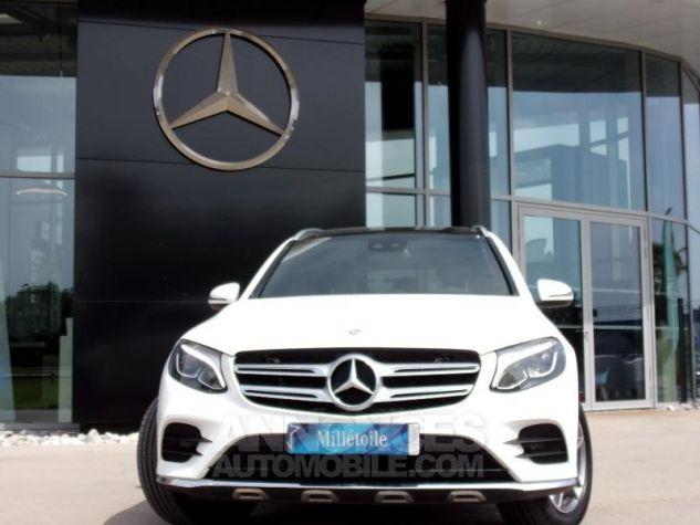 Mercedes GLC 220 d 170ch Sportline 4Matic 9G-Tronic blanc Occasion - 8